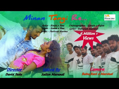 MINAN TANGI RE//FULL HD SANTHALI VIDEO//2019...