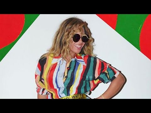 """Beyonce SURPRISES Fans & Sings In Spanish On """"Mi Gente"""" Remix With J.Balvin"""