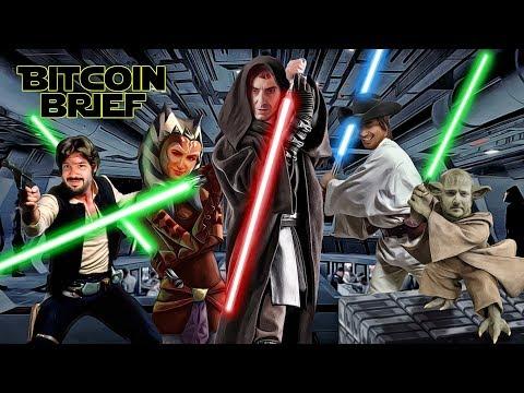 Bitcoin Morning Brief - Square, ETH Sharding, Telegram ICO & Jimmy\'s Forks