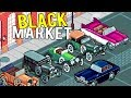 BUILDING BLACK MARKET CARS FOR THE MOB! New Update! - Epic Car Factory Beta Gameplay
