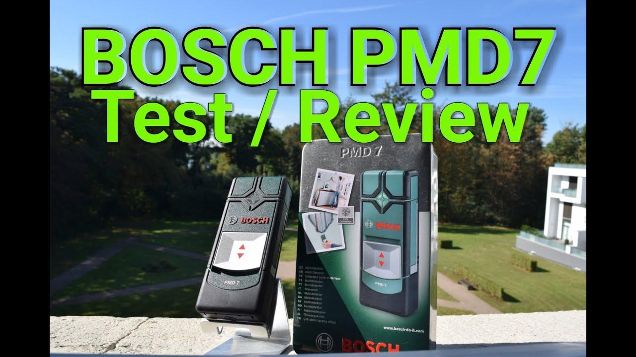 Bosch Ortungsger/ät Truvo 3 x AAA Batterien, Erfassungstiefe Stahl//Kupfer//stromf/ührende Leitungen max. 70//60//50 mm, in Tinbox