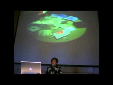 "Rocket Lee: ""Designing Game Ethics: A Pervasive Game Adaptation of The Count of Monte Cristo"""