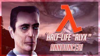 HLVR Announced! - Half Life: Alyx & NEW CS:GO Operation!