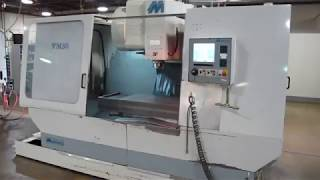 Milltronics VM30 CNC Vertical Machining Center For Sale At MachinesUsed.com