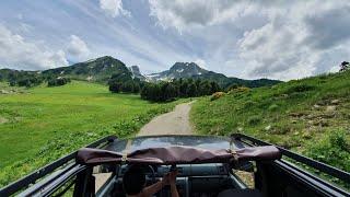 Джиппинг тур по Абхазии