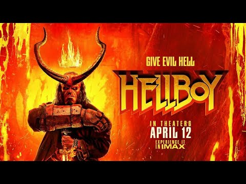 HELLBOY (2019) | Final Bloody Red Band Trailer HD | Neil Marshall | David Harbour | Adventure Movie