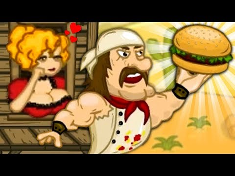 CRIME FIGHTING BURGER - Mad Burger: Wild West 3