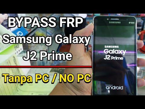 Cara Bypass Frp Google Account Samsung J2 Prime Sm G532g Terkunci