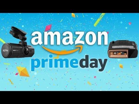 Best Prime Day Deals on Radar Detectors & Dashcams