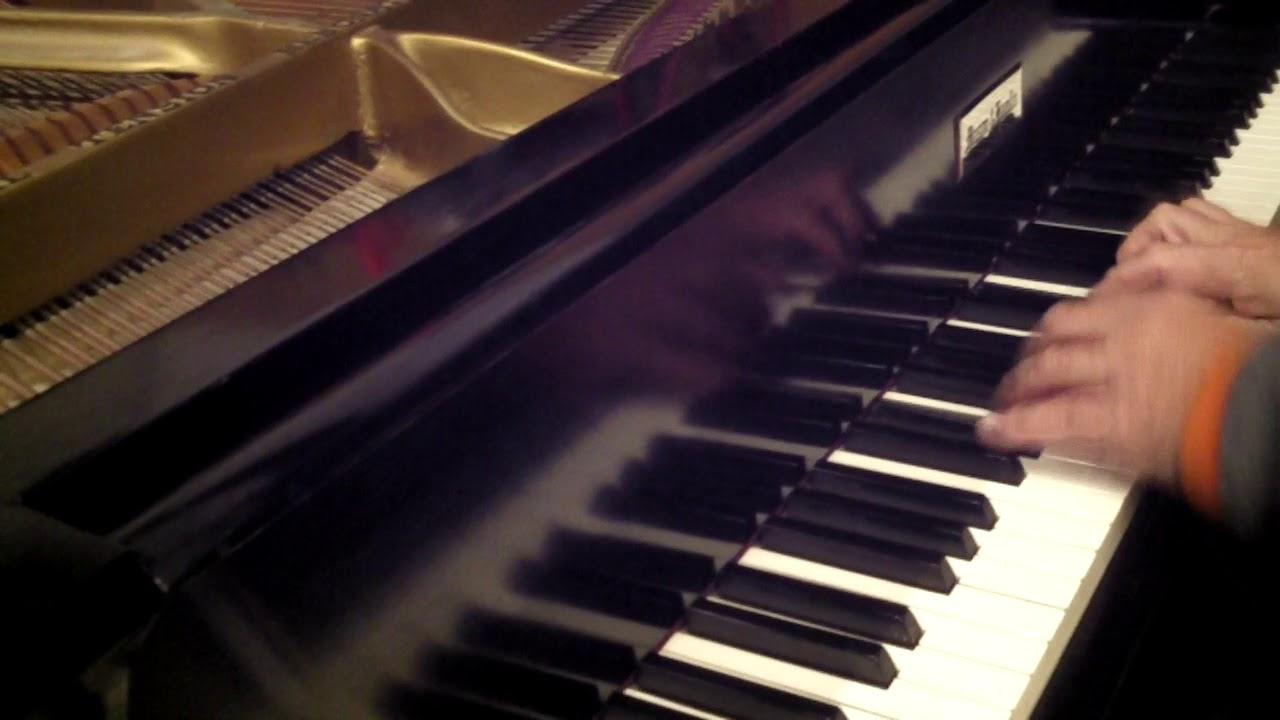 Incredible sounding Mason Hamlin model A grand piano. - YouTube