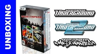 Unboxing: NFS Collector