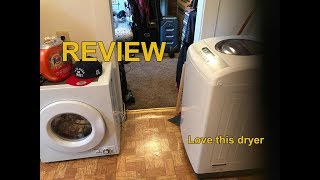 Review Magic Chef MCSDRY1S 2.6 cu. ft. Laundry Dryer 2019