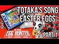 Totaka's Song Easter Eggs Part 1 - The Easter Egg Hunter