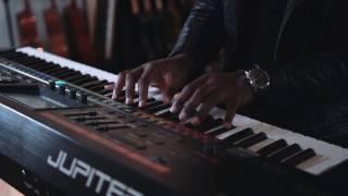Keyboard Rigs: Joseph Nelson (Jess Glynne) on the Roland JUPITER-80 Synth