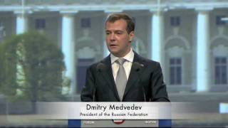 Managing Fault lines and Avoiding Future Crises - SPIEF 2011