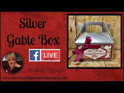 Silver Gable Box Facebook Replay