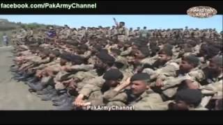Operation Zarb-e-Azb Pakistan Army Song