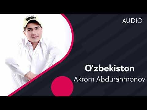 Akrom Abdurahmonov - O'zbekiston