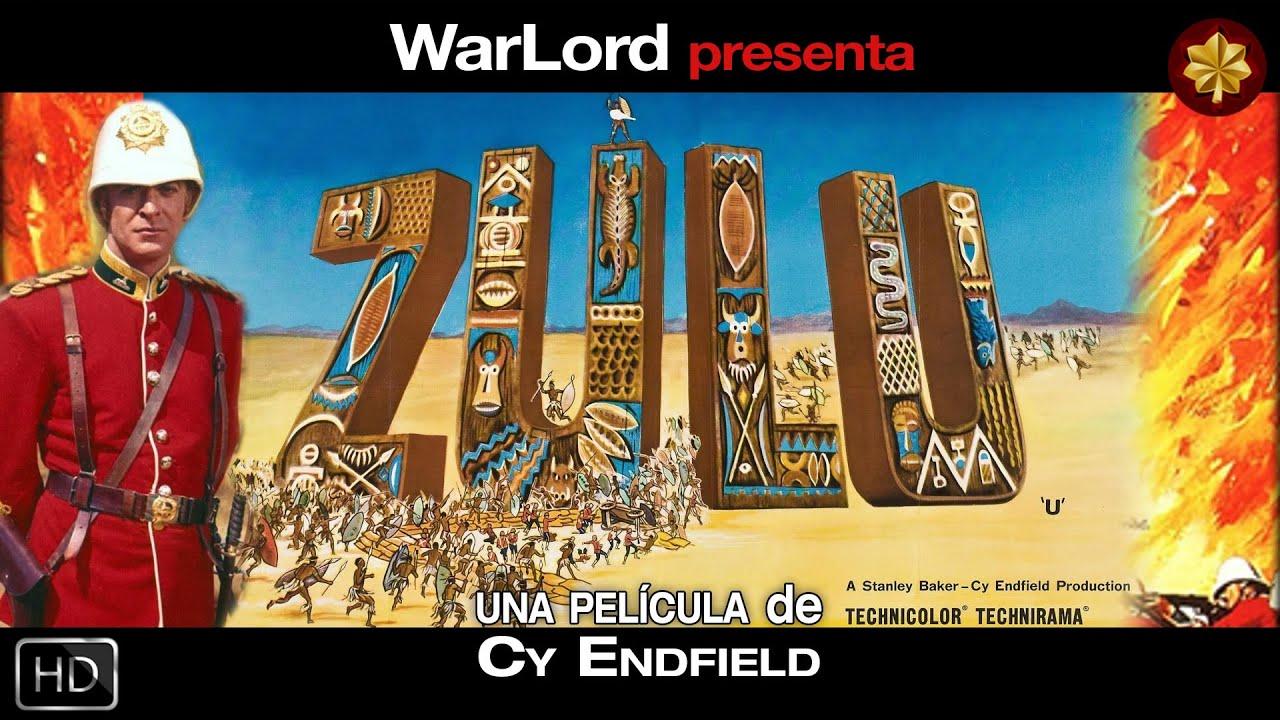 Download Zulú (1964) | HD español - castellano (👍 remasterizado)