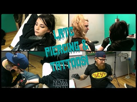 Friday the 13th Tattoo & Piercing Day! | Lightning Revival Tattoo