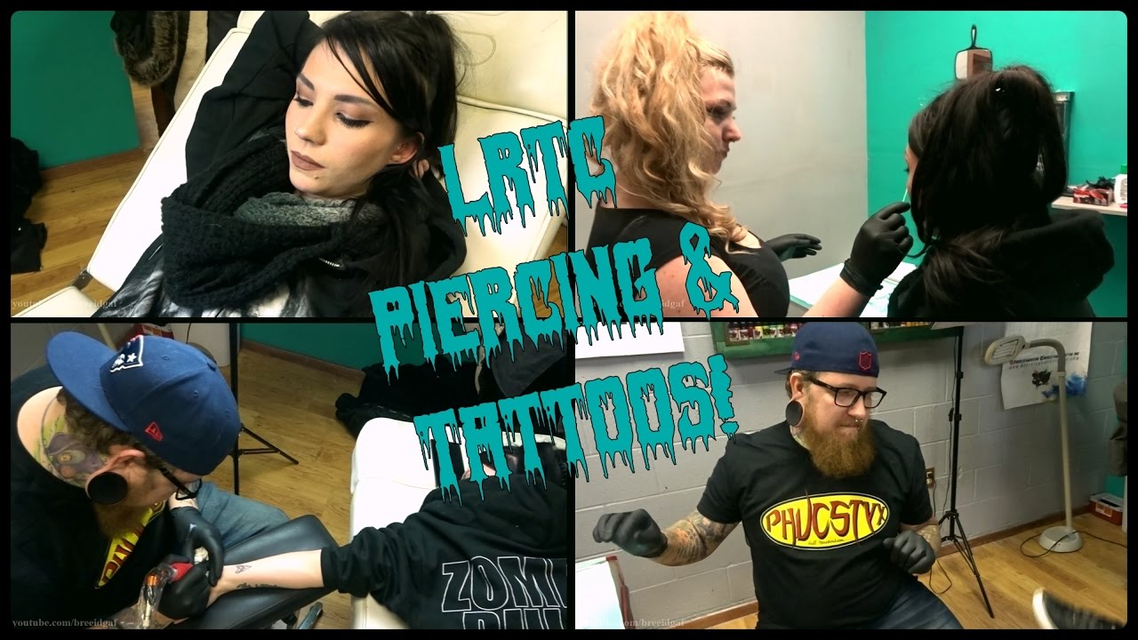 Friday the 13th tattoo piercing day lightning revival for Revival tattoo and piercing