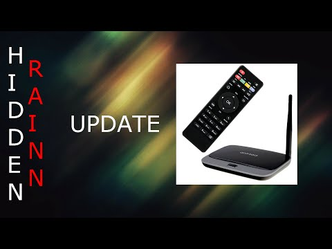 How to update CS918S ROM or Install Custom Rom
