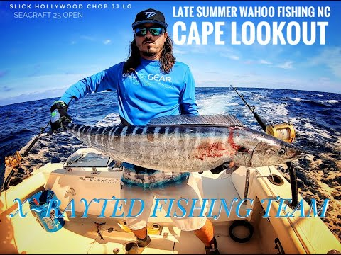 X~Rayted Trolling The Rise For Wahoo - SeaCraft