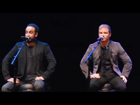 BSB Cruise 2016 - Acoustic Concert - Just Want You To Know
