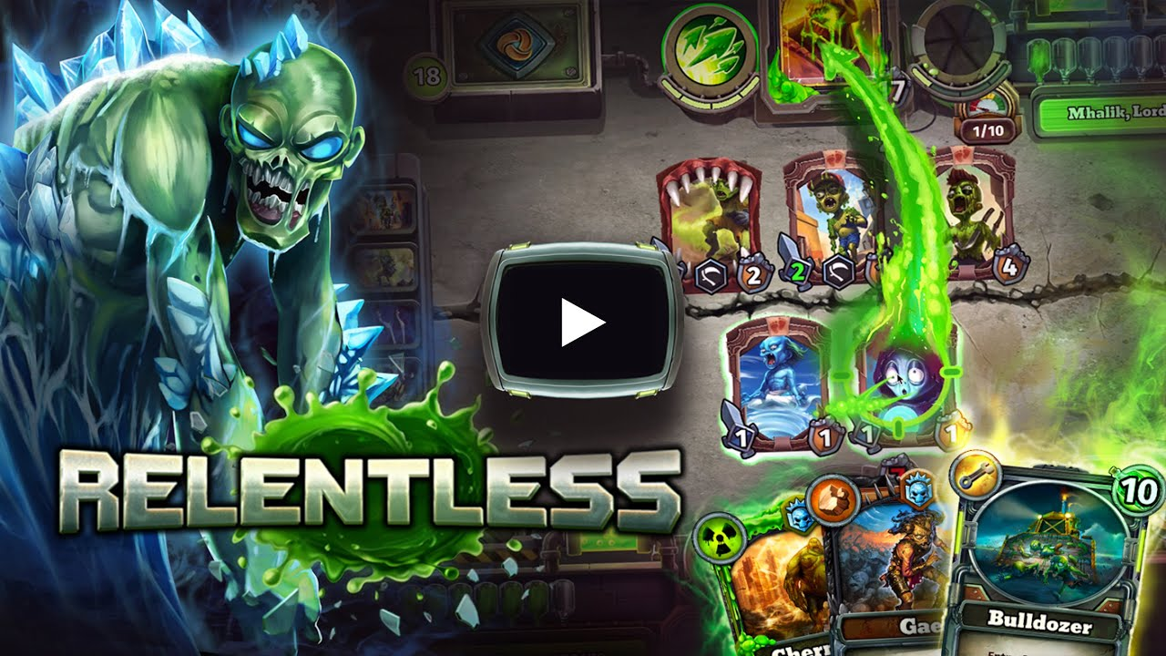 Relentless - The New Generation of CCG/TCG
