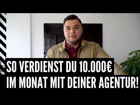 100 Nischen Für 10.000€ Monatlich Als Agentur
