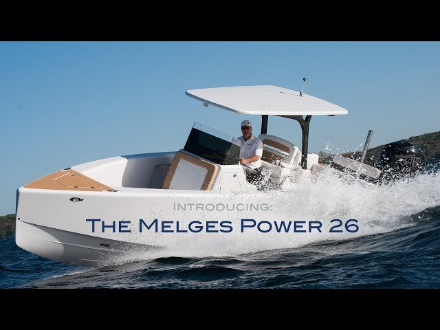 Introducing the Melges Power 26
