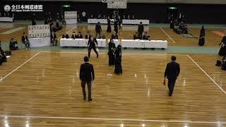 EHIME vs OKAYAMA 67th All Japan Interprefecture KENDO Championship 2019 4th Round