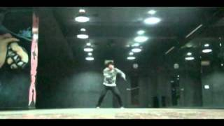 MBLAQ STAY DANCE STEP MIRRORED MODE