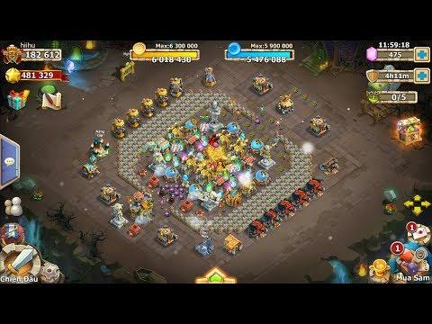 Backgrounds Castle Clash