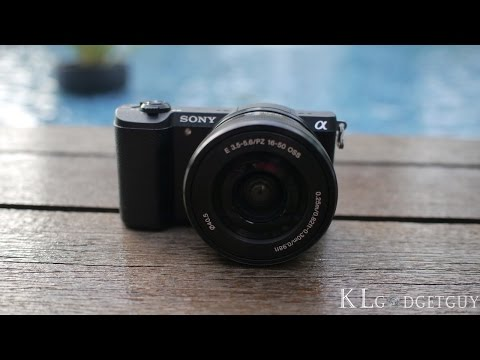 Gadget Review - Episode 63 - Sony Alpha A5100 Review