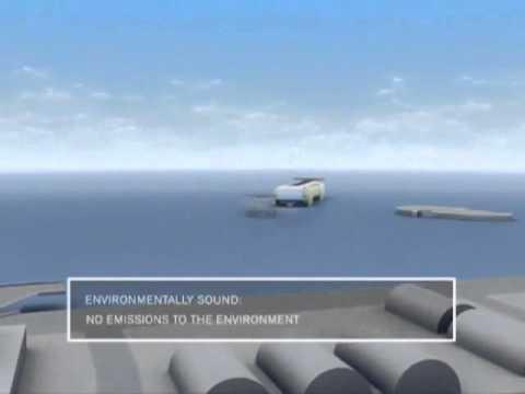 World's First Zero Emission Vessel- E/S Orcelle