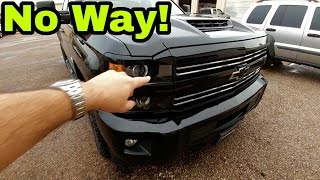 MUST SEE DURAMAX! 2017 MIDNIGHT EDITION CHEVY!