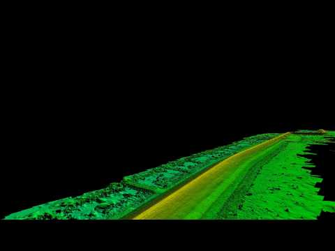 LiDAR Point Cloud - Drone + LiDAR [RGB Elevation Reflectance DSM ]