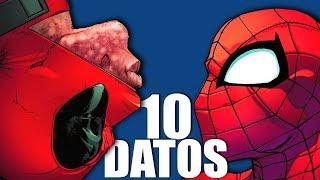 La complicada relación entre Deadpool y Spider-Man