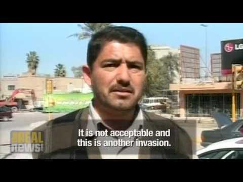 ALERT: Turkish army incursion into Iraq