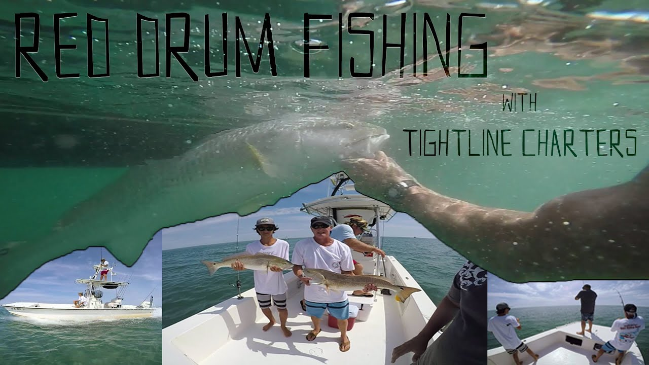 Inshore Light Tackle Fishing Charter | Outer Banks | Cape Hatteras