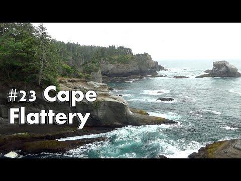 #23 Cape Flattery ~ Coast to Coast (SV Sundowner)