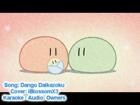 Dango Daikazoku - Fandub 【Japanese】