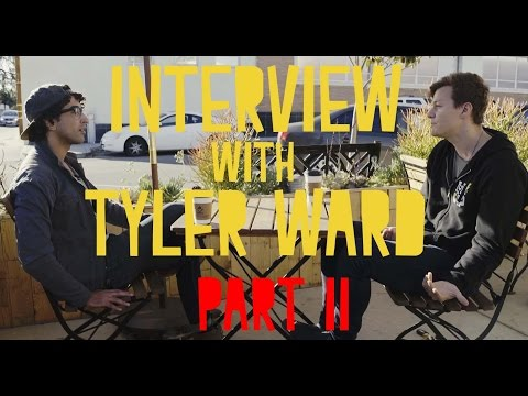 Tyler Ward on Making Impact, Addictions, and Faith - Interview on The Johnny You Show