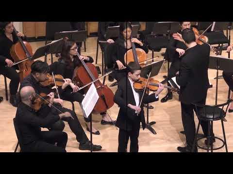 Sphore Concerto no. 8 (2nd mov)