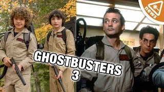 The Latest Ghostbusters 3 Details Reveal More Than You Think! (Nerdist News w/ Jessica Chobot)