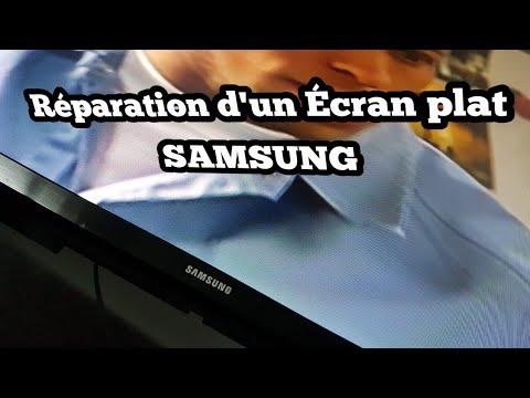 reparation tv samsung obsolescence programmee