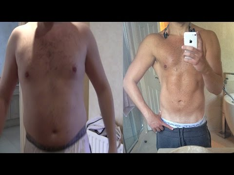 Before & After Weight Loss Transformation (50lbs)/  Face transformation (Vegan)