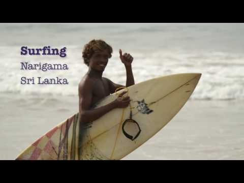 Surfing I Hikkaduwa Narigama I Sri Lanka 2017