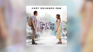 Gambar cover 【和訳】 Andy Grammer & R3HAB - Don't Give Up On Me